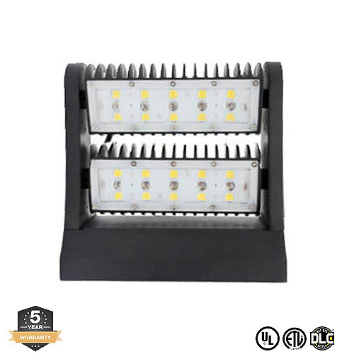 80W Rotatable Wall Pack