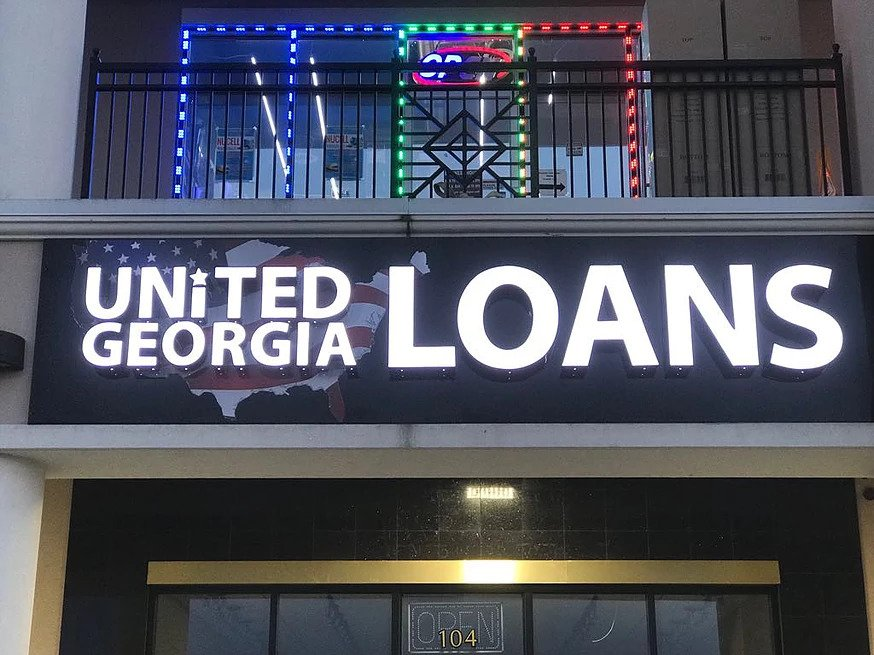CHANNEL LETTERS SIGNS – LED | United States