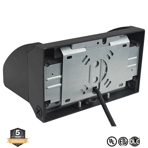 25W Rotatable Wall Pack