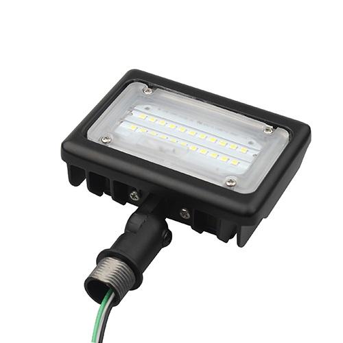 15W LED Flood Light - Knuckle Bracket